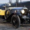 Britains First 100mph Car Celebrates Centenary