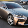 Lexus Shows Off LF-CC Concept Car at Australian International Design Awards