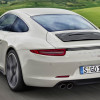 Porsche Unveils Special 911 '50 Years Edition'