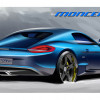 Studiotorino Previews New Porsche-Based 'MONCENISIO' Coupe