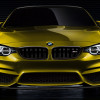 BMW Takes Wraps Off Concept M4