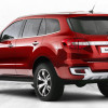 Ford Australia Reveals 'Everest' SUV Concept