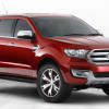 Ford Australia Reveals Everest SUV Concept