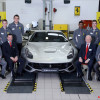 Ferrari Apprentices Start Living the Dream
