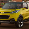 Delhi Auto Show 2014: Chevrolet Teases Indian Car Buyers with 'Adra' Concept