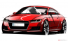 Next-Generation Audi TT Sketches Officially Revealed