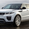 Land Rover Unveils Facelifted Range Rover Evoque