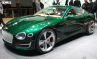 Bentley EXP 10 Speed 6 Wins Major Design Award