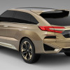 Honda Unveils 'Concept D'  SUV at Shanghai Motor Show