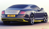 New Bentley Continental GT Speed Special Editions Inspired by Breitling Jets