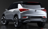 SsangYong SIV-2 Concept Hints at Future Midsize Crossover