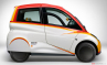 Shell and Gordon Murray Unveil New City Car Concept