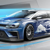 2017 Volkswagen Polo R WRC Concept Sketch Unveiled