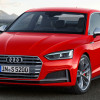 2017 Audi A5 Coupé and S5 Unveiled