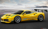 Ferrari Unveils 488 Challenge Car for 2017