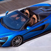 McLaren 570S Spider Revealed Ahead of Goodwood Debut