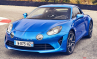 Alpine A110 Voted 'Most Beautiful Car of 2017'