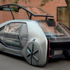 Renault 'EZ-GO' Concept Car Envisions What a Future Taxi Might Look Like