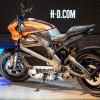 Harley-Davidson Reveals Production-Ready 'LiveWire' Electric Motorcycle