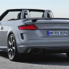 Audi Takes Wraps Off New TT RS Coupé and Roadster