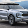 Mitsubishi 'Engelberg Tourer' Concept Car Revealed