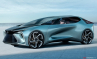 Lexus Reveals 'LF-30 Electrified' Concept Car