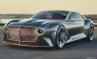 Bentley EXP 100 GT Declared 'Most Beautiful Concept Car of the Year'