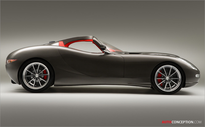 The Trident Iceni: New British Sports Car Set to Debut at Salon Privé