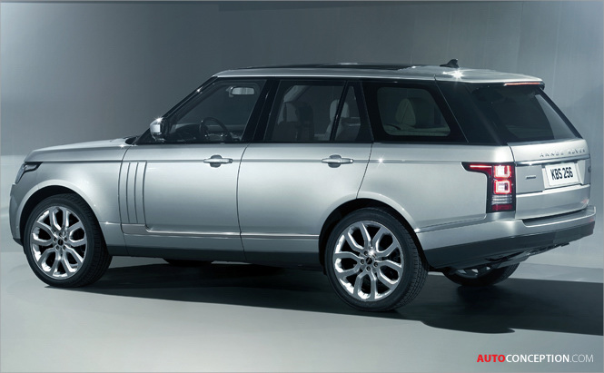 New Range Rover Revealed