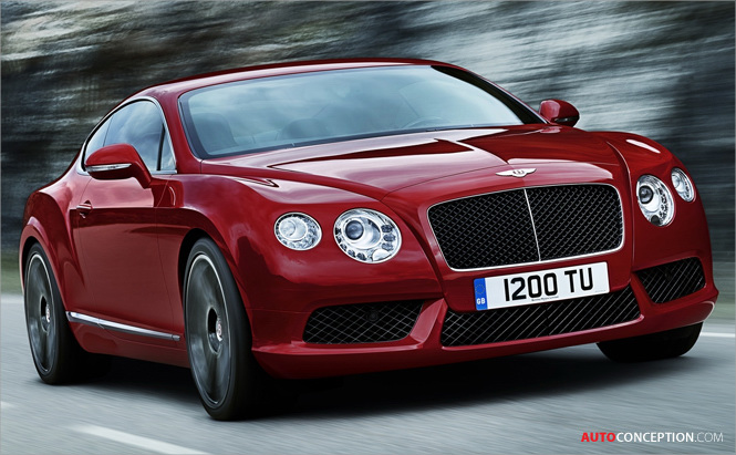 Three Premieres For Bentley at Moscow International Auto Salon