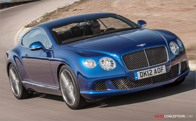 Full Details: Continental GT Speed, Bentley's Fastest Road Car Ever