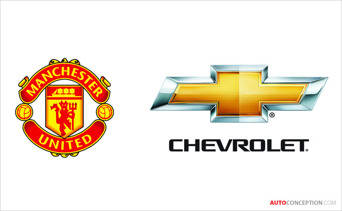 GM and Manchester United Announce Chevrolet as Shirt Sponsor