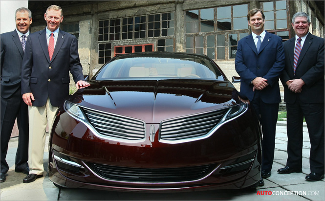 Lincoln Targeting Growing Chinese Luxury Car Market