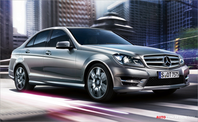 Mercedes-Benz Announces Upgrades for 2013 C-Class