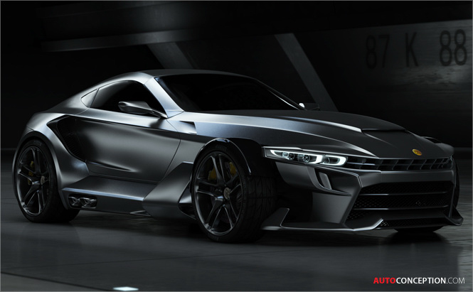 Aspid Cars Releases Images of GT-21 Invictus Hi-Tech Sports Car