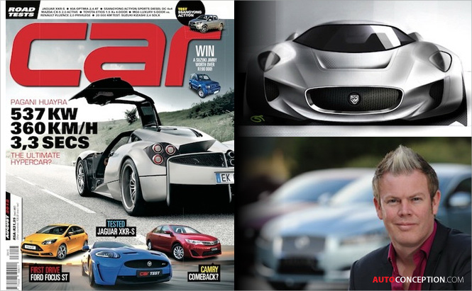 CAR Magazine Launches Design a Car Competition