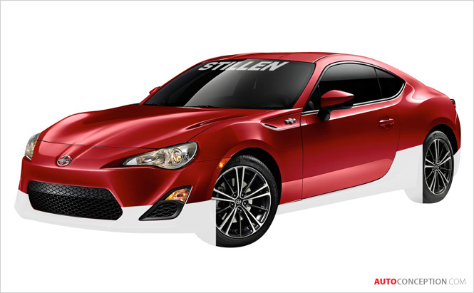 STILLEN Scion FR-S Bodykit Design Contest