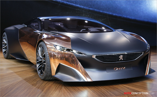 2012 Paris Motor Show Photo Gallery: Day 1
