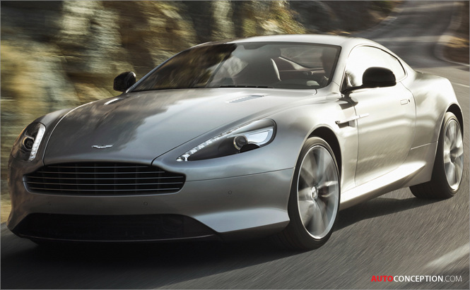 Revised Aston Martin DB9 Revealed