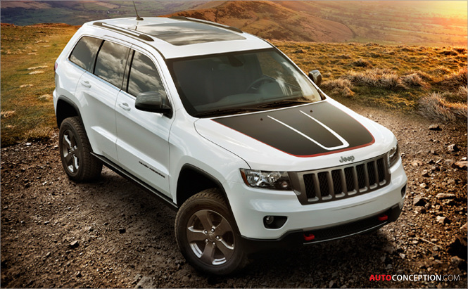 Jeep Brand Introduces Grand Cherokee Trailhawk and Wrangler Moab Models