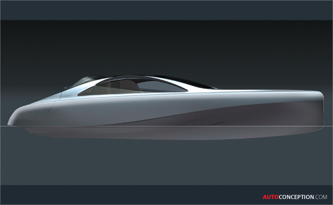 Mercedes-Benz Style Designs First 'Silver Arrows' Motor Yacht