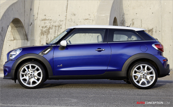 The All-New MINI Paceman