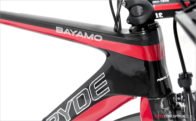 Bayamo: New NeilPryde Bike Created in Partnership with BMW
