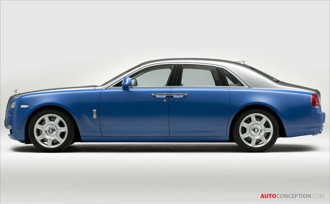 Rolls-Royce Unveils Cars Inspired by Art Deco Design