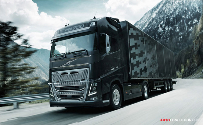 The Volvo FH16: Designed to 'Celebrate' Trucking