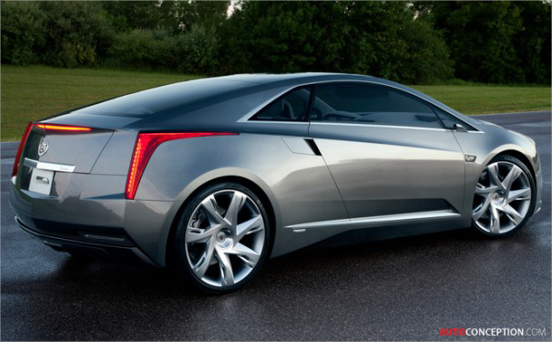 Cadillac Elr Electric Concept Car Design Ev
