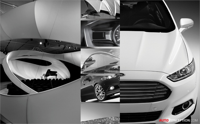 Ford Explores Parallels Between Architecture and Automotive Design