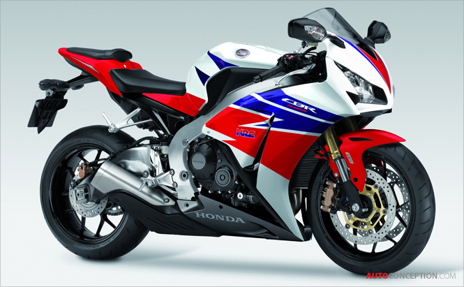 Honda to Reveal Three New Machines, Plus New Colours at INTERMOT 2012