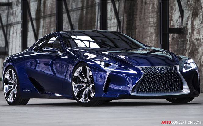 Lexus to Foster and Mentor Emerging Talent with Design Scholarship