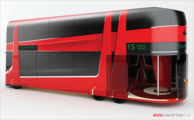 Low Carbon Urban Mobility Technology Challenge: Freight*Bus Concept